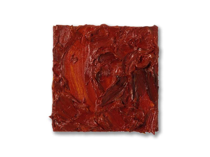 carré 1 - huile/bois - 25/25 cm (Collection particulière)