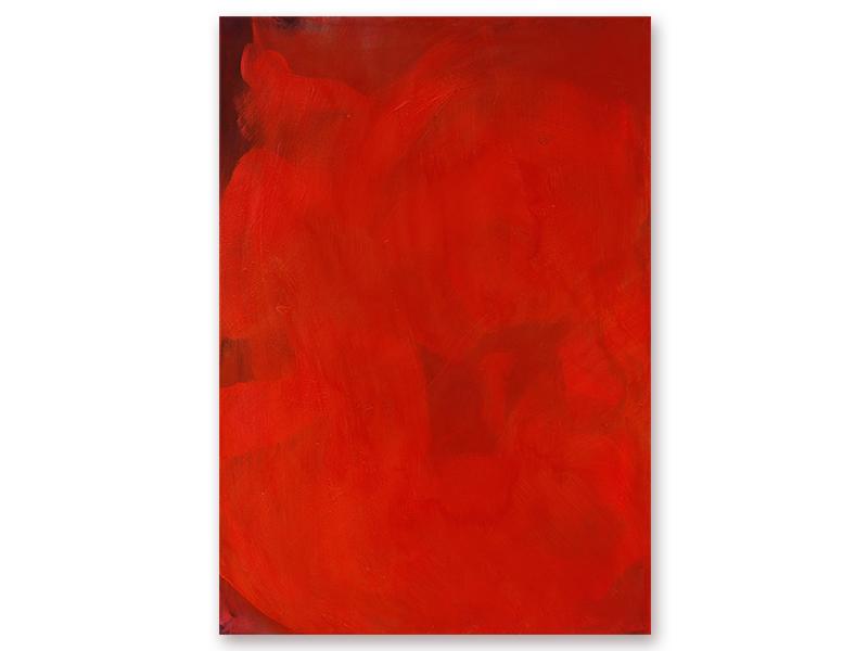 Infra 1 - Acrylique sur toile 120/90 cm