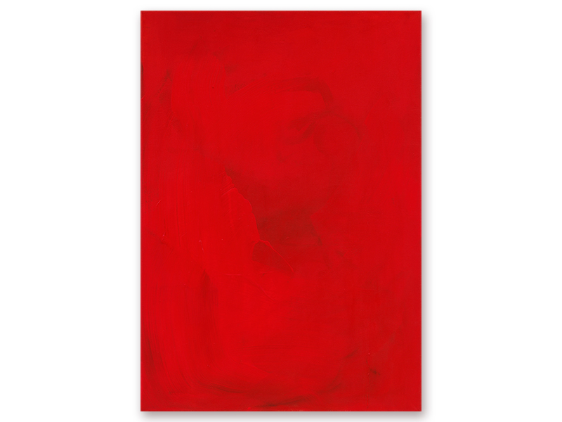 Infra 7 - Acrylique sur toile 120/90 cm